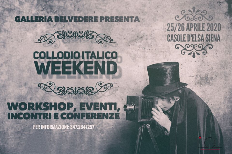 Collodio Italico Weekend 2020