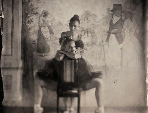 Giornata mondiale della danza – ritratti al collodio umido